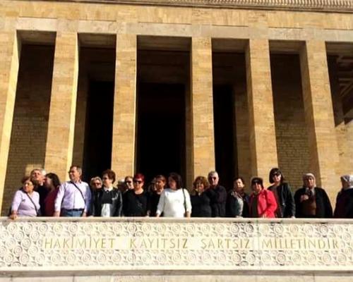 Ölümünün 78. Yılında Ata'yla Buluşma