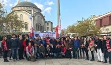 Atatürk Gençliği ve Kızılay el ele